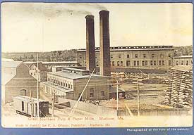 Great Northern Pulp and Paper Mills